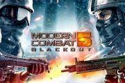 Modern combat 5: Затмение скачать на компьютер