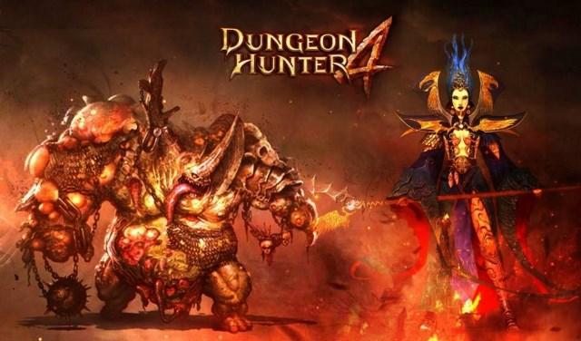 скачать игру Dungeon Hunter 4 на компьютер через торрент - фото 8