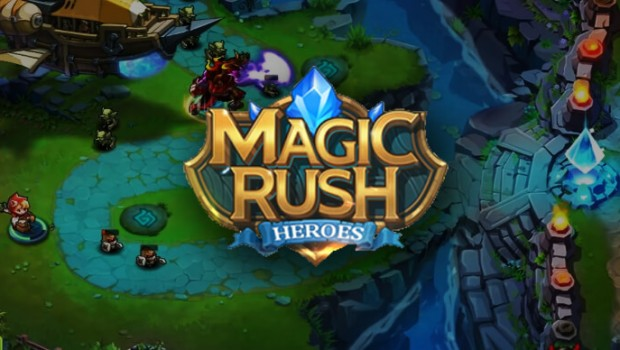 Magic rush heroes pc