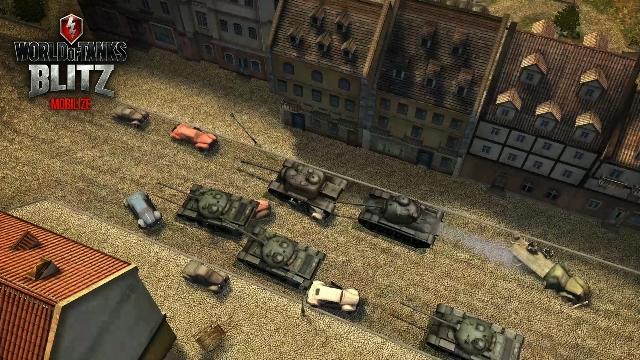 скачать бесплатно игру World Of Tanks Blitz на компьютер для Windows 7 - фото 10