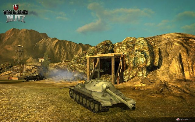 World of Tanks Blitz скачать на Андроид WOT Blitz бесплатно